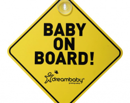 Baby On Board Window Cling