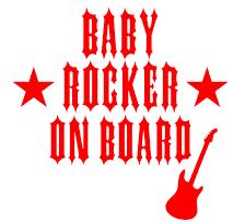 Baby Rocker on Board