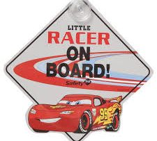Little Racer on Board