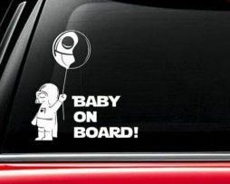 Star Wars Baby On Board