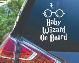Baby Wizard On Board