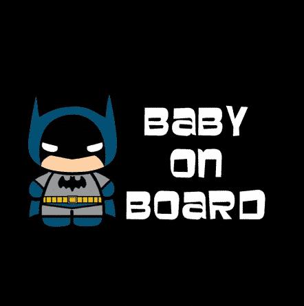 Batman Baby on Board Store