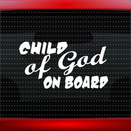 Child of God On Board
