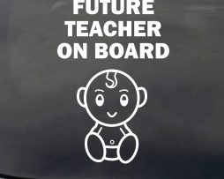 Future Teacher On Board