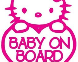 Hello Kitty On Board