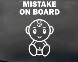 Mistake On Board