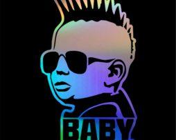 Mohawk Boss Baby