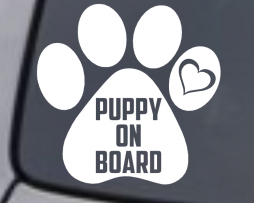 Puppy On Board