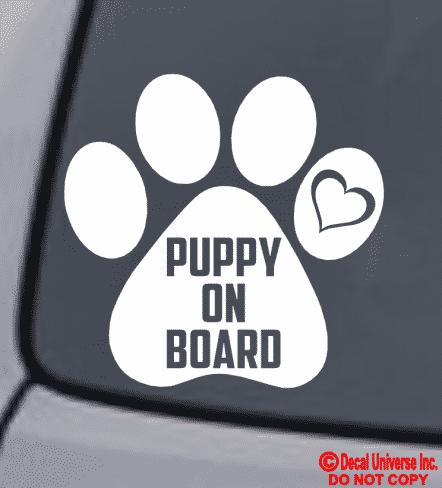 Puppy On Board
