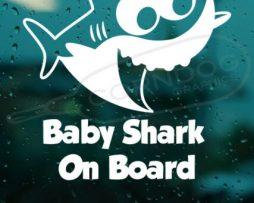 Baby Shark On Board