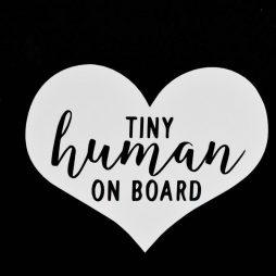 Tiny Human On Board