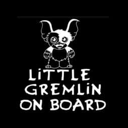Little Gremlin on Board