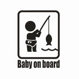 Fisherman Baby on Board